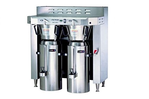 Fetco Coffee Maker Reviews : Fetco Double 3.0 Gallon Thermal Coffee Brewer Cbs-62H-C62046 Best Coffee Maker Reviews