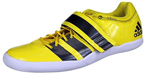 Adidas Atletica scarpe discus / martello scarpe sportive di tiro adiZero 2 Q34038 Taglia 43 1/3