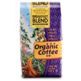 The Organic Coffee Company Breakfast Blend 12 oz Whole Bean