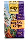 The Organic Coffee Company, Breakfast Blend - 12 oz. Whole Bean