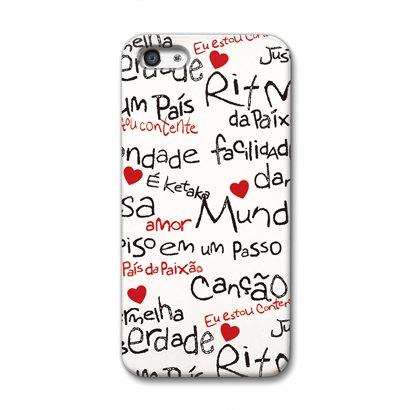 CollaBorn iPhone5専用スマートフォンケース Brazilian's mind 【iPhone5対応】 OS-I5-090