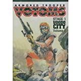 Cover art for  Armored Trooper Votoms - Uoodo City Volume 1