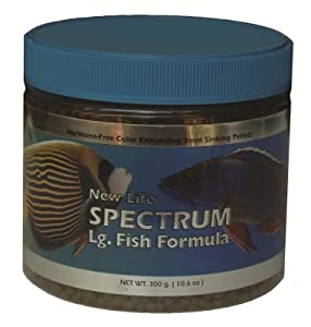 New Life Spectrum Large Fish Formula - 2270 g