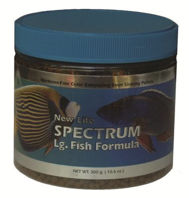 New Life Spectrum Large Fish Formula - 2000g