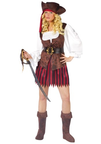FunWorld High Seas Buccaneer Costume