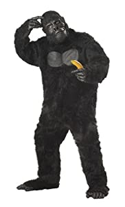 California Costumes Men's Adult-Gorilla, Black, Standard Costume