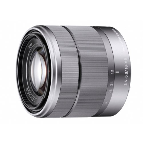 Sony SEL1855 Alpha NEX Series Lens 18-55mm F3.5-5.6
