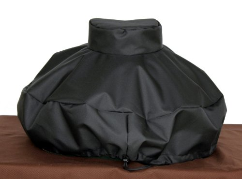 Cowley Canyon Mountain Peak Brand Big Green Egg - Kamado Lid Dome Cover, Size Extra Large