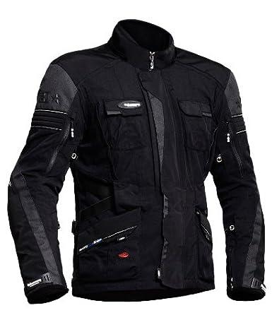 Halvarssons Prime Hommes Textile Moto Moto Veste imperméable New