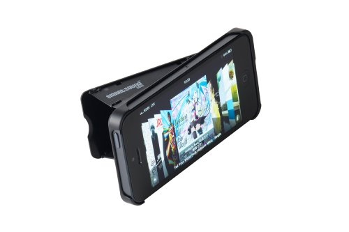 SmartSound Case for iPhone 5 (マットブラック)