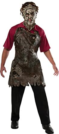 Rubie's Costume The Texas Chainsaw Massacre Deluxe Leatherface Butcher's Apron, Tan, One Size