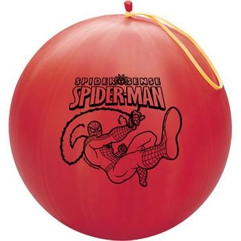 Spiderman Punch Balloon (each)
