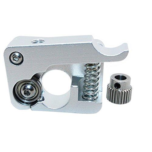 redrex-aluminium-alliage-main-droite-mk8-mk10-extrudeuse-175-mm-filament-feeder-26-dents-conducteur-