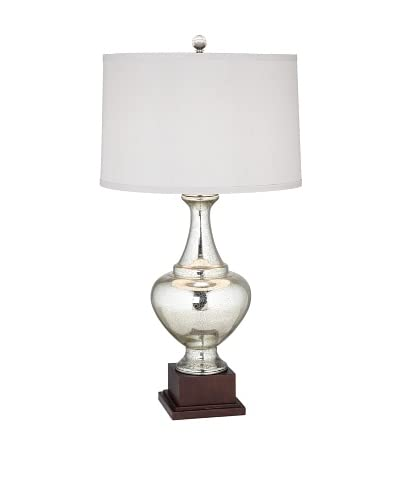 Mercure Glass Table Lamp As You See