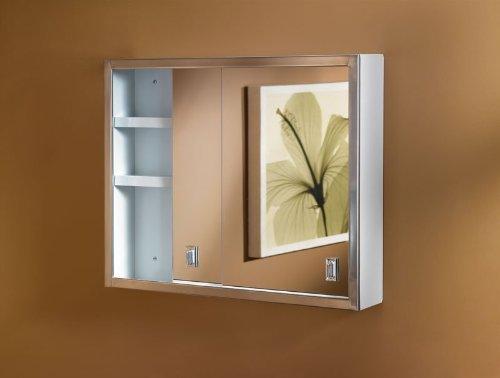 Broan-Nutone B704850 Contempora Sliding Door Surface Mount Medicine Cabinet front-608448