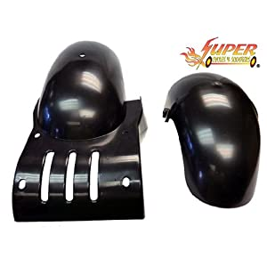 "Splash Guards ""Accessory For Super Turbo 800 Elite or Super Turbo 1000 Lithium Electric Scooter"