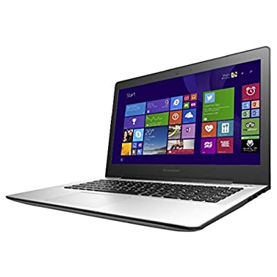 Lenovo U41-70 80JV007GIN 14-inch Laptop (Core i5-5200U/4GB/1TB/Win 8.1/2GB Graphics), Silver