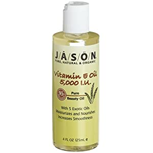 Jason Natural Products Vit E Oil