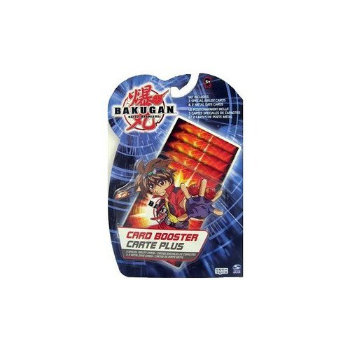 Bakugan Card Booster Pack - 1
