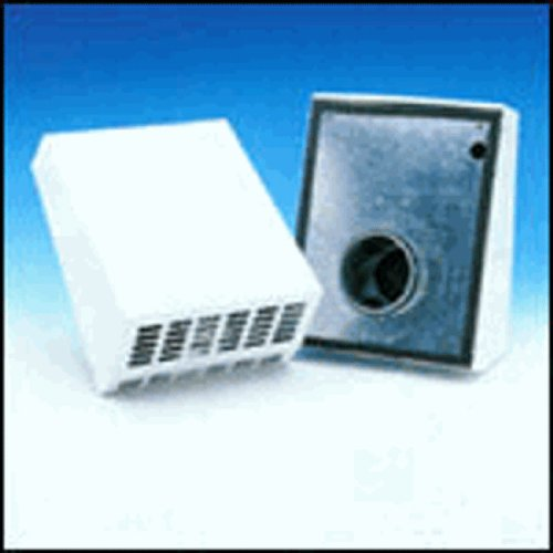 Fantech RVF4 Exterior Wall Mount Centrifugal Duct Fan, 4