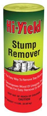 hi-yield-stump-remover