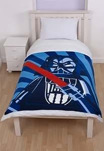 star wars fleece decke clone wars tagesdecke kuscheldecke edel k che haushalt. Black Bedroom Furniture Sets. Home Design Ideas
