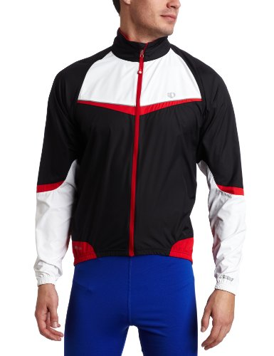 Pearl Izumi Men's Elite Barrier Jacket,Black/