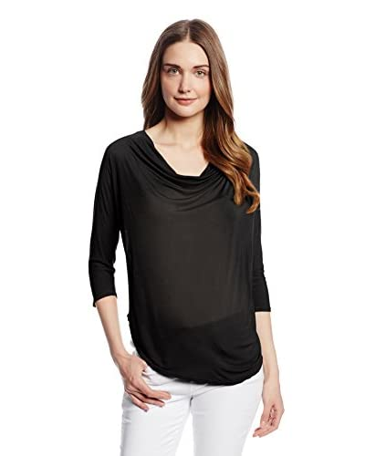 LAmade Women's Draped Front Dolman Top