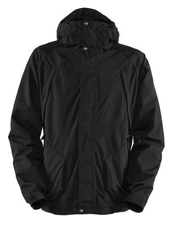 Buy Bonfire Radiant Ski Snowboard Jacket Black by Bonfire