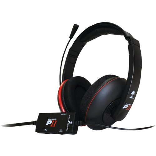 Playstation(R)3 Ear Force P11 Amplified Stereo Gaming Headset (Catalog Category: Import Products / Video Game Accessories)