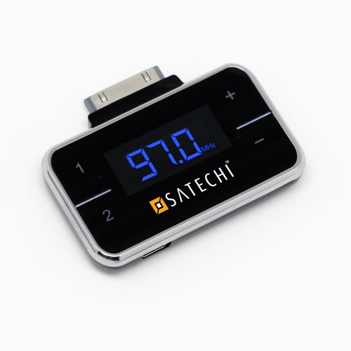Satechi Wireless FM transmitter with LCD Display for ATT and