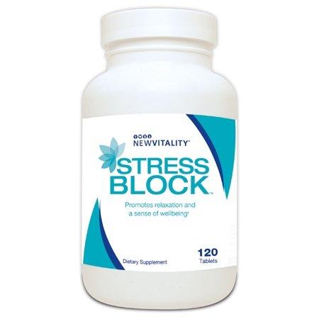Отзывы Stress Block, 120 Count