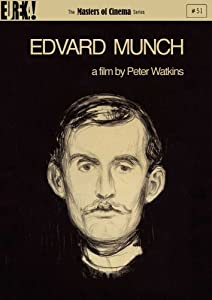 Edvard Munch [Masters of Cinema] [DVD] [1974]