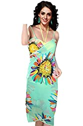 Amoin Women's Negril Beach Cover-up One Size