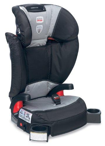 Britax Parkway Sgl Belt-Positioning Booster Seat, Phantom