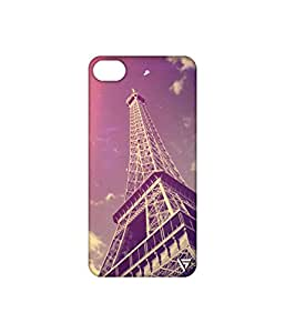 Vogueshell Eiffel Tower Printed Symmetry PRO Series Hard Back Case for Apple iPhone 7