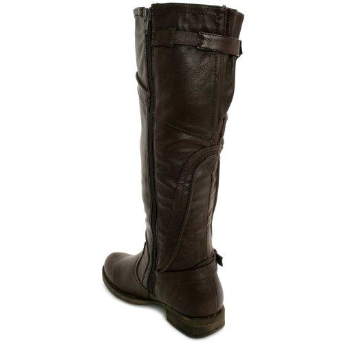 knee high boots wide calf cheap