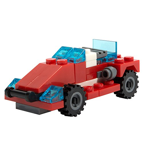 SHUNLEKANG Formula Car with 35 Pcs - 1