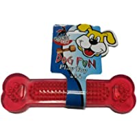 Super Dog Flavored Fun Bone Toy Large (Pack Of 2)