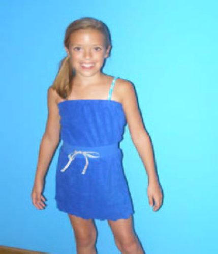 Girls 7-16 Terry Bandeau Dress. Available White, Yellow, Fuschia, Turq - Buy Girls 7-16 Terry Bandeau Dress. Available White, Yellow, Fuschia, Turq - Purchase Girls 7-16 Terry Bandeau Dress. Available White, Yellow, Fuschia, Turq (Absolutely, Absolutely Dresses, Absolutely Girls Dresses, Apparel, Departments, Kids & Baby, Girls, Dresses, Girls Dresses, Baby Doll & Sundresses)