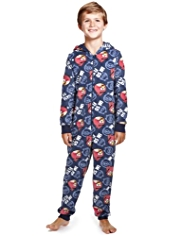 Angry Birds™ Hooded Fleece Onesie