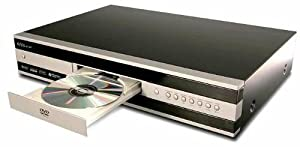 KiSS DP-600 Networkable DVD Player