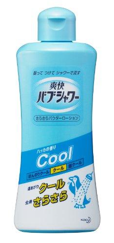 爽快バブシャワークール ハッカの香り 250ml