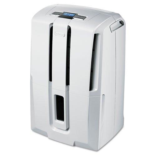 Cheap DeLONGHI – Dehumidifier, White, 15w x 12d x 24h – Sold As 1 Each – Energy efficient. (UN0912NUDD45PUN0912NU)