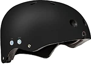 Videohead Krash X1 Built In Camera Helmet - Matte Black, 54-58 cm