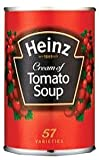 Heinz Classic Cream of Tomato Soup 400 g (Pack of 8)