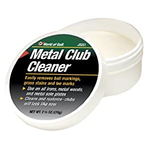 Jef World of Golf Gifts and Gallery, Inc. Metal Club Cleaner Paste