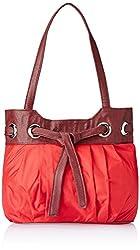 Fostelo Women's Handbag (Red) (FSB-245)