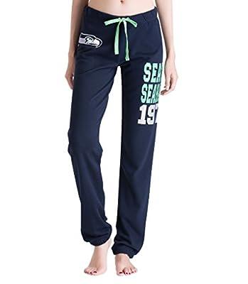 Womens NFL 1976 Seattle Seahawks Pajama Pants