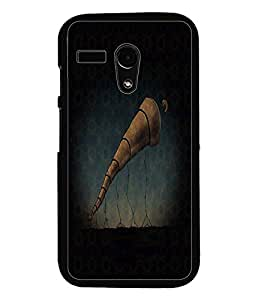 PrintDhaba Abstract Image D-4694 Back Case Cover for MOTOROLA MOTO G (Multi-Coloured)